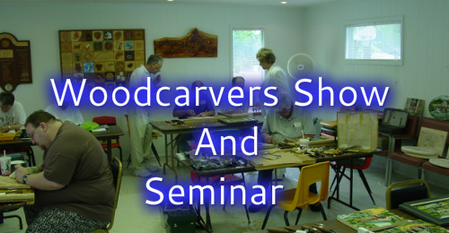 Annual Show Woodcarvers Of Northwest Arkansas